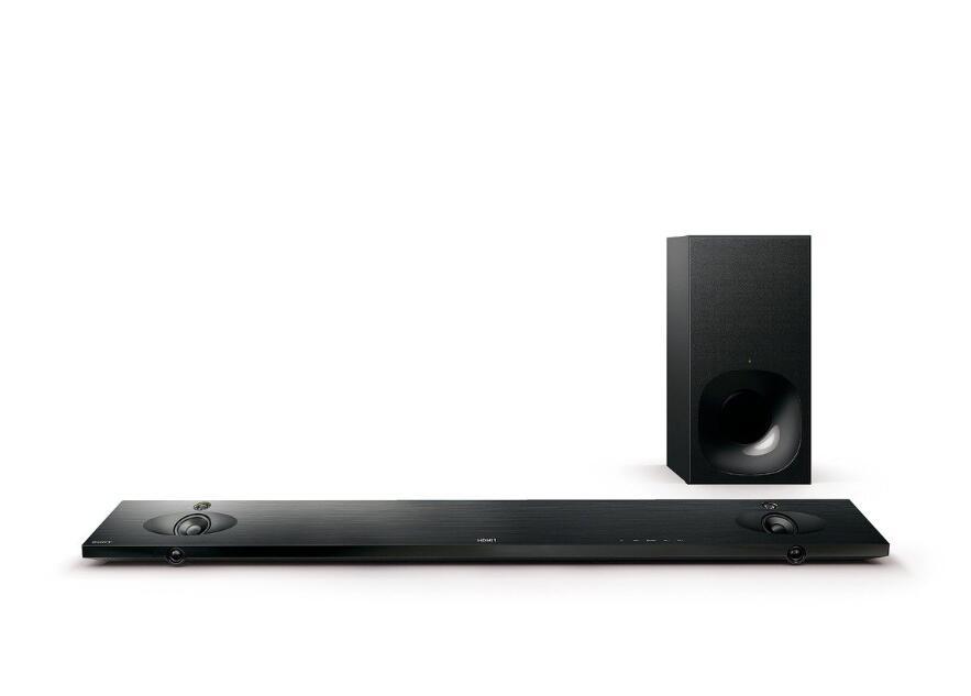 ソニー SONY サウンドバー 2.1ch NFC/Bluetooth/ハイレゾ(LDAC) ホームシアターシステム HT-NT5