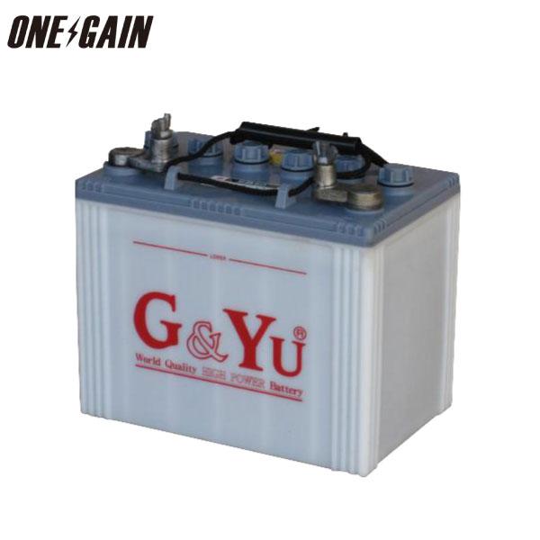 G&Yu バッテリー サイクルバッテリー EB-50 50Ah 5時間率容量 複数台ご注文の場合はメーカー直送のため代引 時間指定不可バッテリー バッテリー 充電器 船舶用 メンテナンスフリー マリンレジャー キャンピングカー