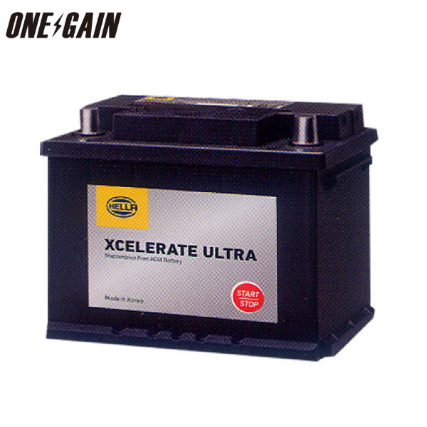 G&Yu バッテリー 輸入車用バッテリーAGMシリーズ AGM L5 92Ah 20時間率容量 バッテリー スターティングバッテリー
