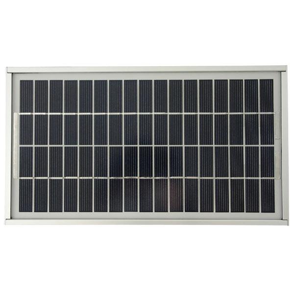 中型 小型ソーラーパネル 太陽光発電モジュール DB006-12 多結晶 最大出力6.0W