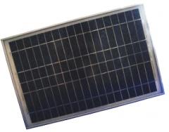 中型 小型ソーラーパネル 太陽光発電モジュール DB030-12 多結晶 最大出力30.0W