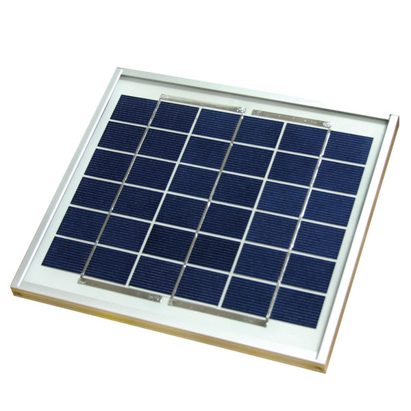 中型 小型ソーラーパネル 太陽光発電モジュール DC005-06 多結晶 最大出力5.0W