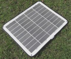 ソーラーパネル 太陽光パネル CVFM-0290T1-WH 最大出力29.0W  メーカー直送、送料別途、代引き不可
