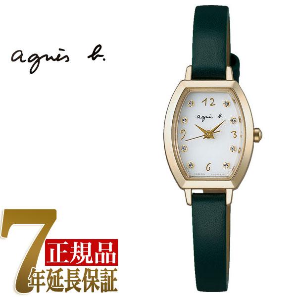 【agnes b.】アニエスベー マルチェロ!シリーズ ソーラー レディース 腕時計 2018年クリスマス限定モデル FBSD714
