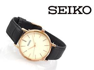 【SEIKO SELECTION】セイコー セレクション 流通限定モデル ゴールドフェザー ペアモデル クオーツ 腕時計 メンズ SCXP076【あす楽】