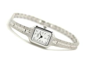 公民国际模型女式手表手镯银 EH3850 53 A