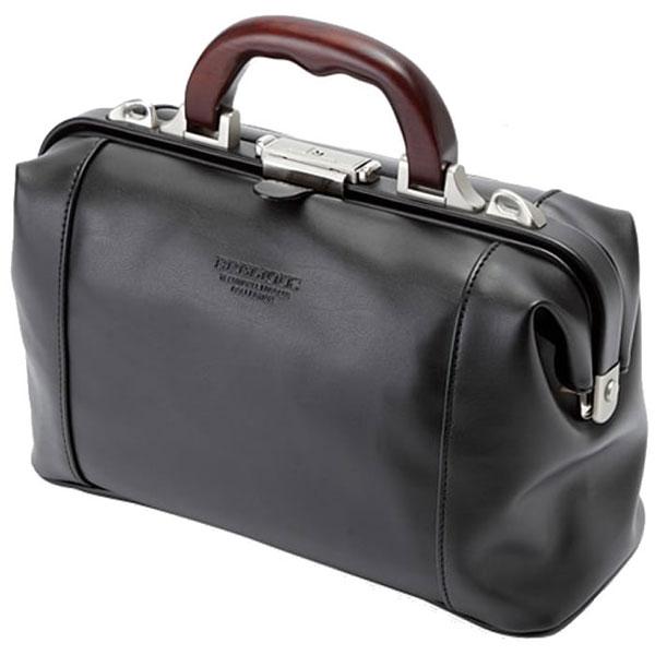 【豊岡製鞄】メンズ ボストンバッグ ダレスバッグ 日本製 合成皮革 ブラック 10429-1