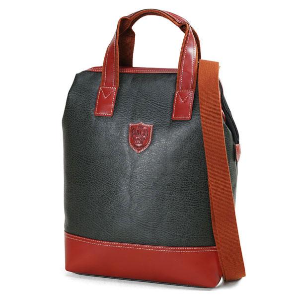 【BLAZER CLUB】 ブレザークラブ 3WAYショルダーバッグ 豊岡製鞄 日本製 合皮ボンディング加工 メンズ ブラック 16409-1