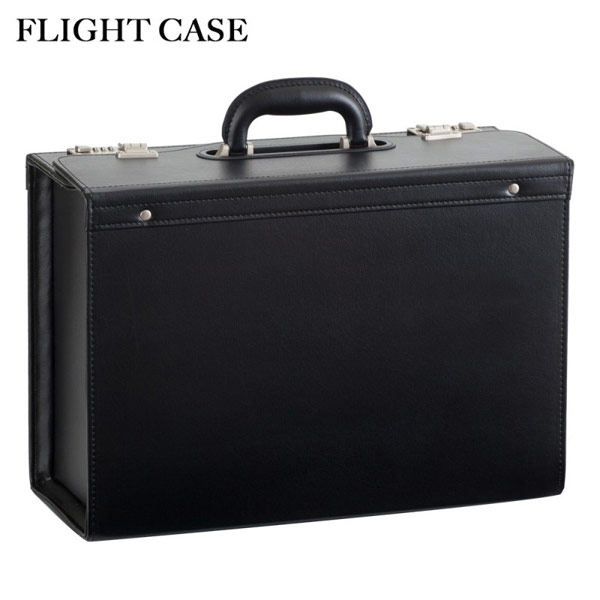 【G-GUSTO】 ジーガスト フライトケース メンズ 豊岡製鞄 日本製 ブラック 20028-1