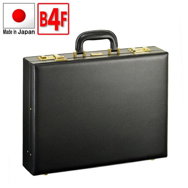 【JC HAMILTON】 ジェーシーハミルトン アタッシュケース メンズ 豊岡製鞄 日本製 ブラック 21227-1