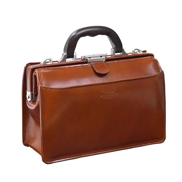 【SADDLE】 サドル ビジネスバッグ メンズ 豊岡製鞄 日本製 牛革 ブラウン 22305-8