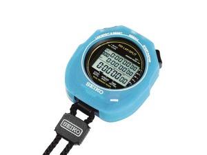 贈呈 seiko 専門店 SEIKO ストップウォッチ スイミングタイマー用 ブルー SVAZ011 ネコポス不可 シリコンケース