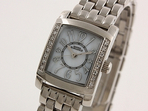 GRANDEUR grandeur ladies watch Swarovski silver ESL048W1