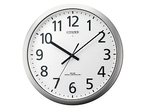 電波掛時計 強化防滴防塵型 パルフィス484 8MY484-019【ネコポス不可】