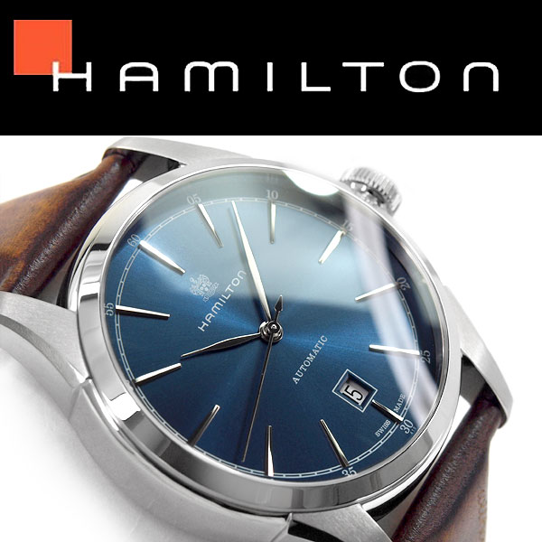 Hamilton AMERICAN CLASSIC SPIRIT OF LIBERTY AUTO Mechanical men watch  H42415541 with the self-winding watch rolling by hand made in Switzerland b341938dbc18