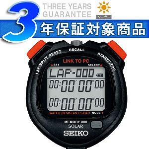 【SEIKO STOP WATCH】セイコー ストップウォッチ ソーラー NFCデータ通信 SVAJ701【ネコポス不可】