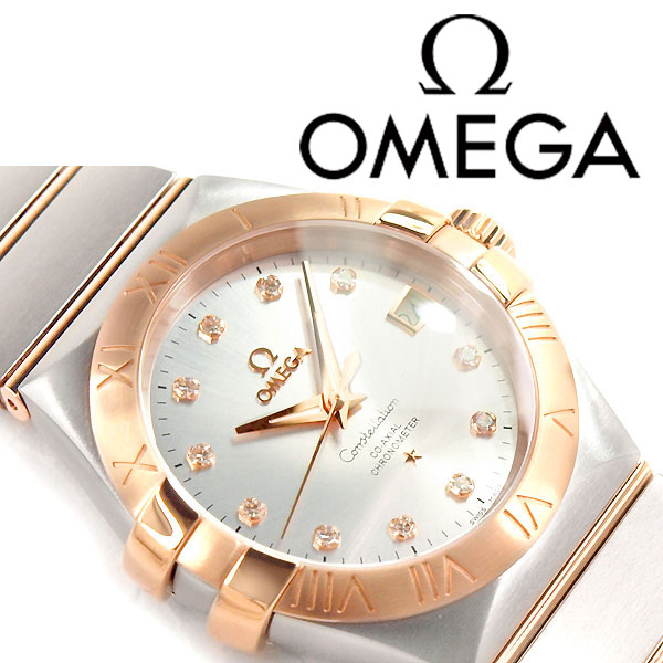 1more Omega Omega Constellation Automatic Self Winding Mechanical