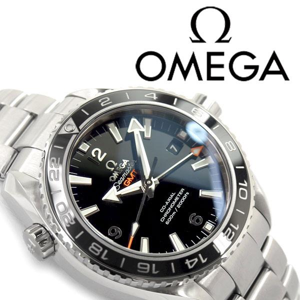 1MORE  OMEGA Omega Seamaster Planet Ocean 600M GMT self-winding ... 1bbcb9ae25
