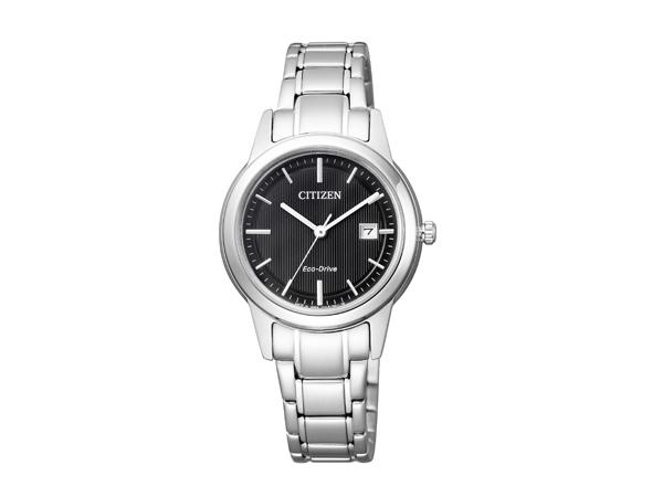 【CITIZEN COLLECTION】 シチズン シチズンコレクション フレキシブルソーラー レディース 腕時計 ブラック ダ