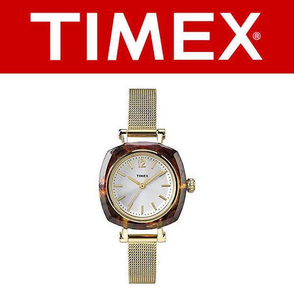 Timex TIMEX Helena Helena ladies Watch Gold tortoiseshell pattern TW2P69900 regular domestic
