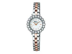 7406683ab2f ...  JILLSTUART ジルスチュアート腕時計レディースクォーツパールホワイトNJAM002 ...