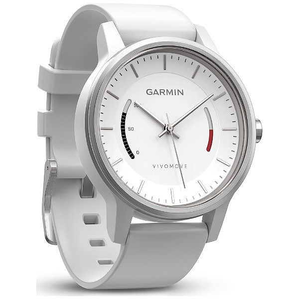 GARMIN ガーミン vivomove ホワイト 日本版 スマートウォッチ 159739