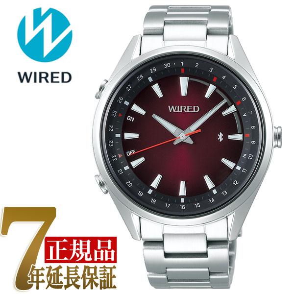 ワイアード WIRED TOKYO SORA Bluetooth メンズ 腕時計 AGAB412