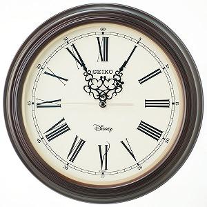 セイコークロック SEIKO CLOCK 大人ディズニー 掛け時計 アナログ FS507B