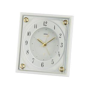 セイコークロック SEIKO CLOCK スタンダード 置時計 アナログ HR592W