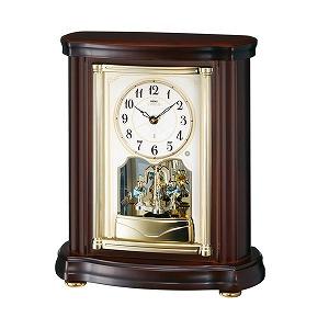セイコークロック SEIKO CLOCK スタンダード 置時計 アナログ HW581B