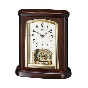 セイコークロック SEIKO CLOCK スタンダード 置時計 アナログ HW582B