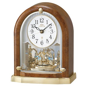 セイコークロック SEIKO CLOCK スタンダード 置時計 アナログ HW592B