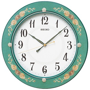 セイコークロック SEIKO CLOCK スタンダード 掛け時計 アナログ KX220M