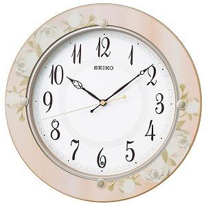 セイコークロック SEIKO CLOCK スタンダード 掛け時計 アナログ KX220P
