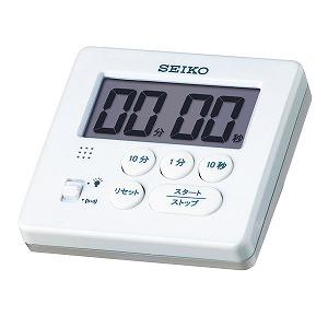 セイコークロック 送料無料でお届けします SEIKO CLOCK デジタル時計 タイマー テレビで話題 MT717W デジタル