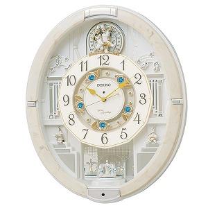 セイコークロック SEIKO CLOCK からくり・アミューズ 掛け時計 アナログ RE576A