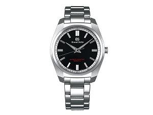 info for 4a6b7 1d8e2 Grand SEIKO 9F quartz men 腕時計強化耐磁 model black SBGX293