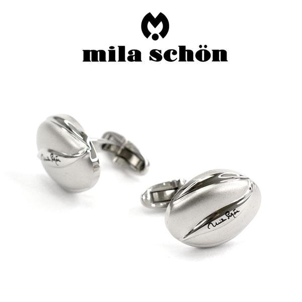 【mila schon】ミラショーン カフス 専用ボックス付き シルバー925 MSC20317