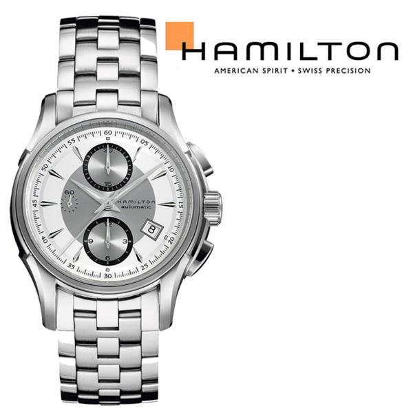 ハミルトン HAMILTON ジャズマスター オートクロノグラフ H32616153 メンズ 腕時計