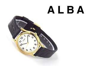 【SEIKO ALBA】セイコー アルバ 腕時計 メンズ AQGK420