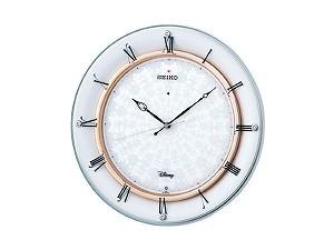 【SEIKO CLOCK】セイコー SEIKO ディズニータイム 電波時計 掛け時計 FS501W