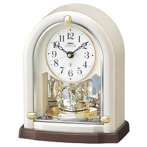 セイコークロック SEIKO CLOCK スタンダード 置時計 アナログ HW593W