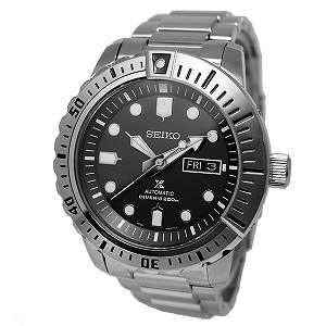 セイコー SEIKO プロスペックス 自動巻き メンズ 腕時計 SRP585K ブラック