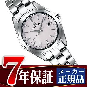 【GRAND SEIKO】グランドセイコー クオーツ 腕時計 レディース マザーオブパールダイアル STGF267