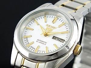 【逆輸入SEIKO】セイコー セイコー5 SEIKO 5 自動巻き 腕時計 SYMK19J1