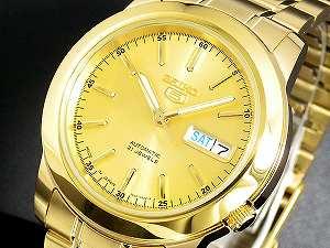 【逆輸入SEIKO】セイコー セイコー5 SEIKO 5 自動巻き 腕時計 SNKE56J1