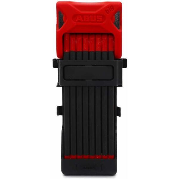 アブス 再再販 Bordo Big 6000 120 SH 1200mm レッド 自転車 チェーンロック 海外正規品 ABUS 送料無料 ロック 国内送料無料 鍵