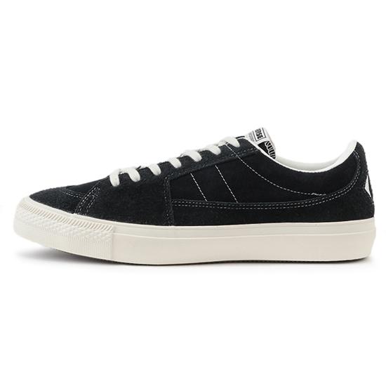 【CONVERSE SKATEBOARDING/コンバース スケートボーディング】SKATESTAR SK OX + BLACK【スニーカー・靴】