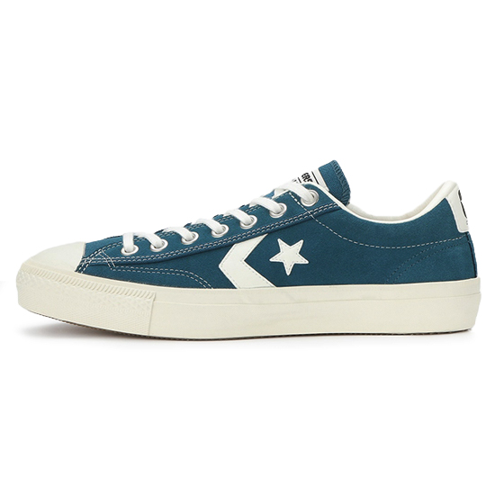 【CONVERSE SKATEBOARDING/コンバース スケートボーディング】BREAK STAR SK OX +BLUE 19SP【スニーカー・靴】