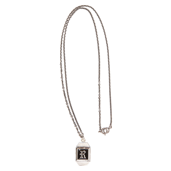 【RADIALL/ラディアル SYMBOLIZE ‐ NECKLACE【SILVER】【ネックレス】